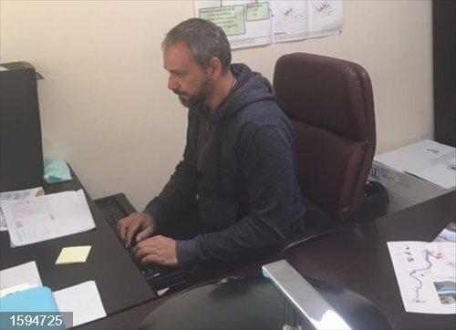 El profesor de Botánica de la UCO Diego Nieto Lugilde