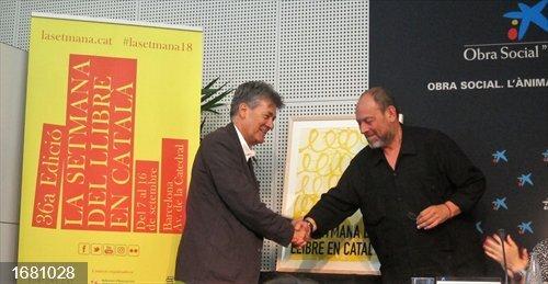Guillem Terribas y Joan Sala (La Setmana)