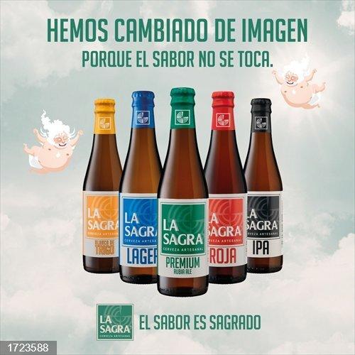 Cerveza artesanal La Sagra