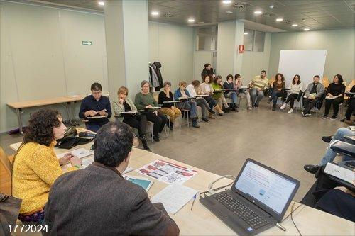 Jornada de retorno de la Estrategia de impulso de la economía social de Zaragoza