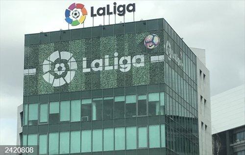 Fútbol.- Budweiser extiende a España su patrocinio con LaLiga