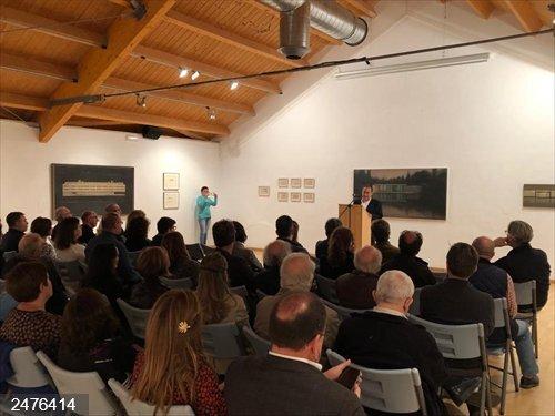 Sevilla.- El Museo de Alcalá abre sus puertas al artista Daniel Bilbao con su exposición 'La mirada nómada'
