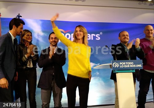 10N.- Álvarez de Toledo reivindica el PP como voto