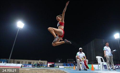 Atletismo.- Sara Martínez consigue plaza para Tokyo 2020 tras rozar el podio en el Mundial paralímpico