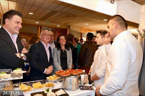 Tradición y modernidad se unen en el stand de Cartagena en Región de Murcia Gastronómica