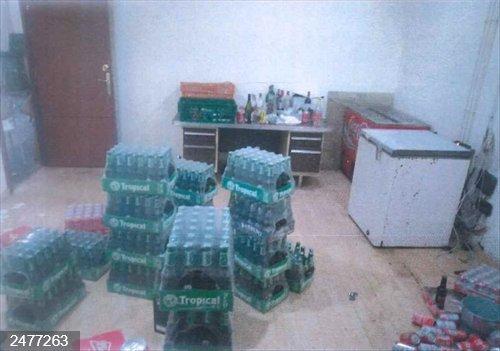 Oviedo.- La Policía Local cierra una sala de fiestas ilegal en una nave del polígono del Espíritu Santo