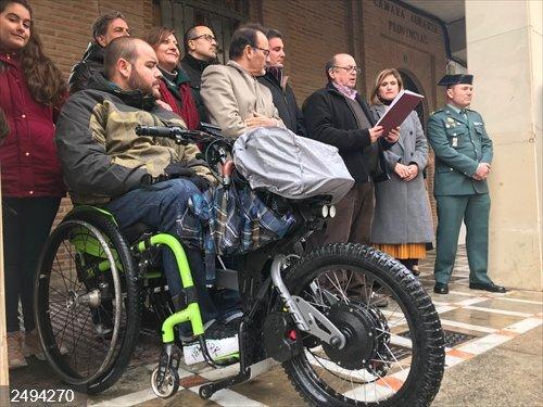Jaén.- El Ayuntamiento se suma al Día Mundial en Recuerdo a las Víctimas de Accidentes de Tráfico