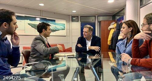 Granada.- Cuenca (PSOE) se reúne con Cetursa ante la