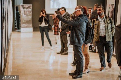 Málaga.- La UNIA acoge en Málaga dos exposiciones sobre patrimonio funerario en Uruguay