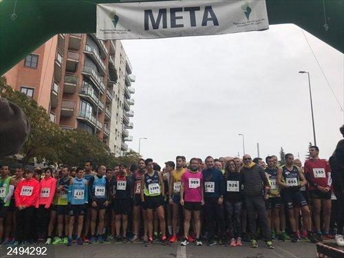 Jaén.- La XX Carrera Popular y la Gran Caminata por la Paz reúnen 1.300 participantes