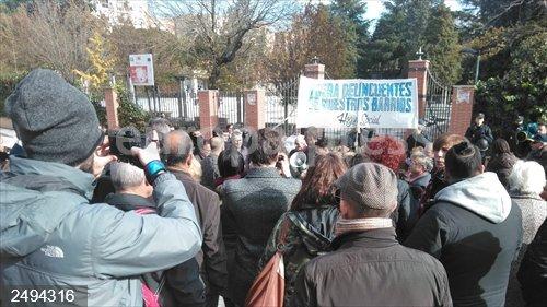 Vecinos de Hortaleza piden que los centros de acogida de menores se trasladen fuera de los centros urbanos