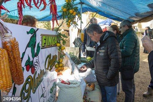 Revilla ensalza a la Feria de la Alubia y la Hortaliza como