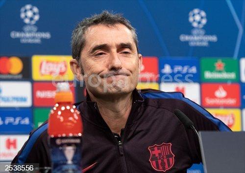 Fútbol/Champions.- Valverde:
