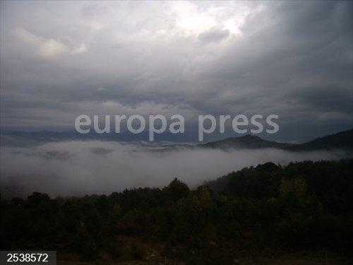 Previsión meteorológica en Extremadura para este martes, 10 de diciembre de 2019