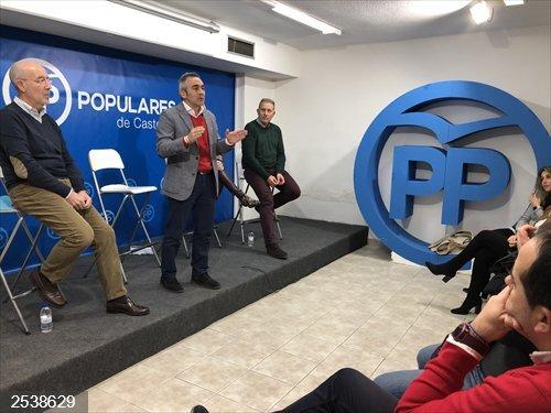 Castellón.- El PP exige recuperar las inversiones bloqueadas y que