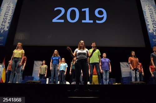 Cultura.- Escena Erasmus trata la crisis climática con la fábula poética '(Dis)placement'