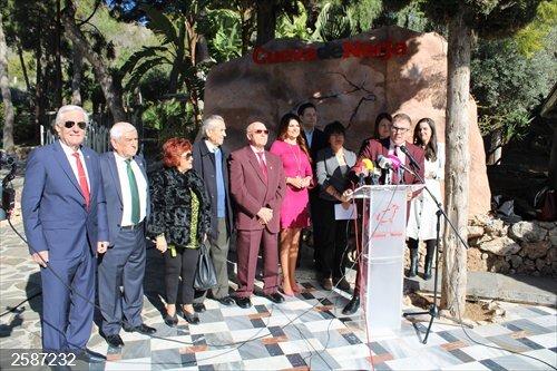 Málaga.- La Cueva de Nerja celebra el 61 aniversario de su descubrimiento con una apuesta por la calidad e innovación