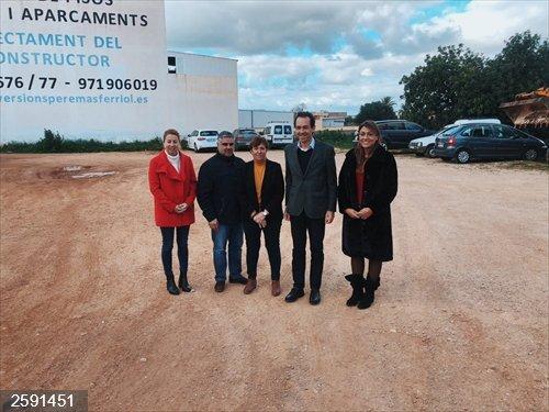 El Govern construirá una nueva promoción de 23 VPO en 2020 en Santanyí