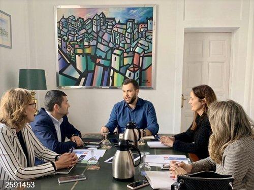 UPTA propone al Ayuntamiento de Cáceres un plan de ayudas a autónomos para zonas