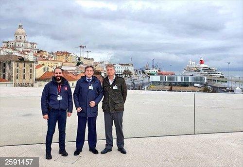 Sevilla.- Puertos.- El Puerto de Sevilla participa en Lisboa en el Foro Empresarial Andalucía-Portugal