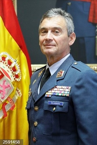 Robles nombra al general Miguel Ángel Villaroya nuevo jefe de la cúpula militar