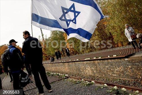 Israel.- El presidente de Alemania llega a Israel para los actos de conmemoración de las víctimas del Holocausto