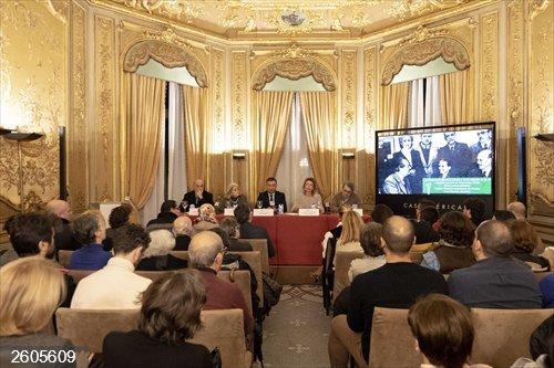 Huelva.- El Premio Hispanoamericano de Poesía Juan Ramón Jiménez celebra en Madrid sus 40 años de historia