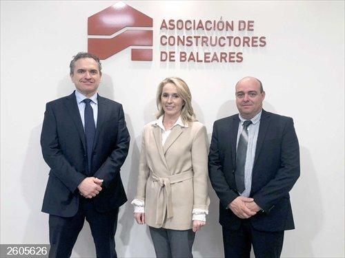 Fanny Alba, nueva presidenta de la Asociación de Constructores de Baleares