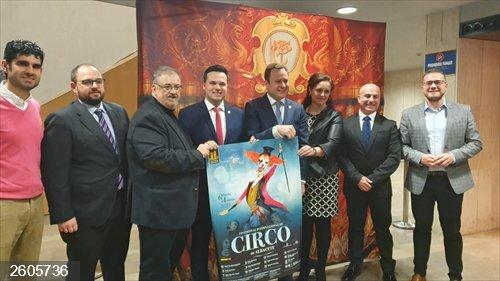 Albacete acogerá desde el 6 de febrero el XIII Festival Internacional del Circo, que espera atraer a 15.000 espectadores