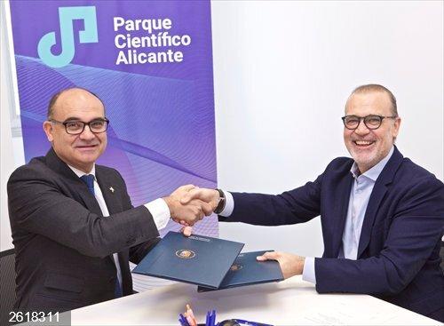 Innova.- La UA incorpora a su parque científico una empresa especializada en protección de activos
