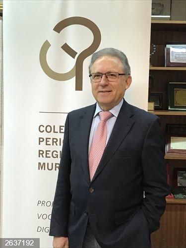 Arturo Andreu, nuevo decano del Colegio Oficial de Periodistas de la Región de Murcia