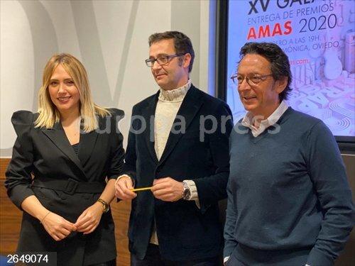XV Gala de entrega de los Premios Amas en el Filarmónica