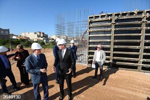 El nuevo consultorio de Javalí Nuevo (Murcia) contará con nueve consultas y comenzará su actividad en otoño