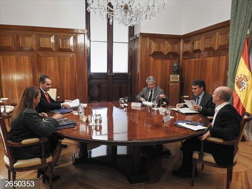 Economía.- El secretario general de Agricultura se reúne con Mercadona para abordar la situación del campo español