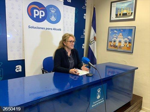 Sevilla.- El PP de Alcalá critica contrataciones