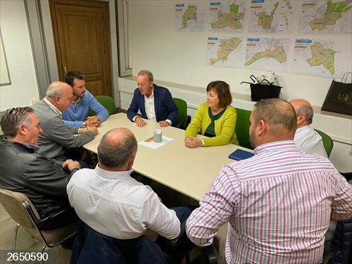 Granada.- Vox apoya al campo granadino y se suma a las reivindicaciones de las organizaciones agrarias