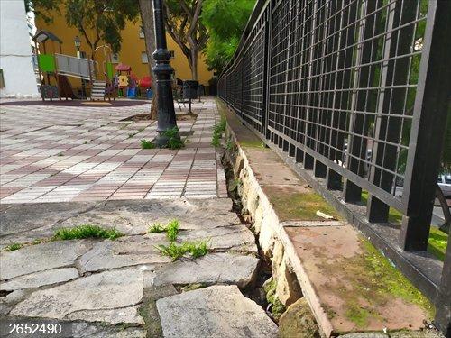 Málaga.- El PSOE de Marbella pide retomar remodelación del parque en la barriada de la Divina Pastora