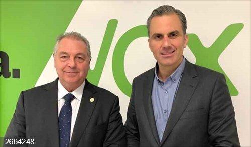 El hasta ahora líder de Vox en Melilla rechaza entregar su acta y pide ser