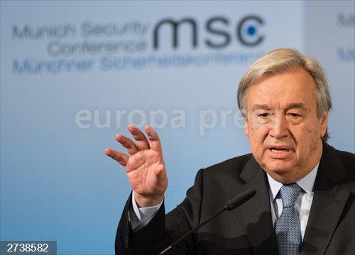 Yemen.- Guterres pide el cese