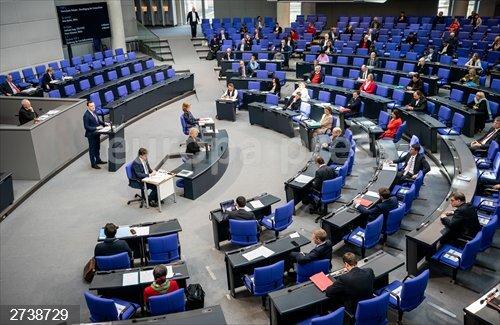 Coronavirus.- El Parlamento de Alemania aprueba un presupuesto adicional de 156.000 millones de euros por el coronavirus