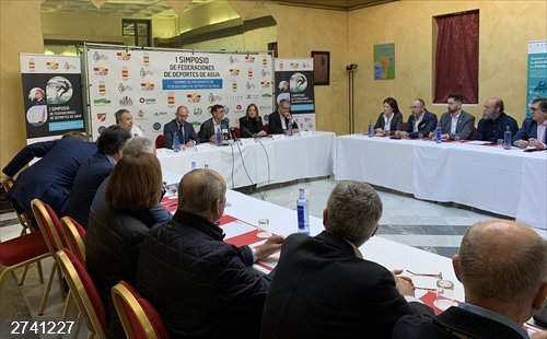 Varios.- ADESP convoca una reunión con las federaciones para estudiar la vía legal de cada competición suspendida