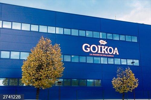Coronavirus.- Embutidos Goikoa envía material de protección al CHN y la Residencia Municipal de Sangüesa