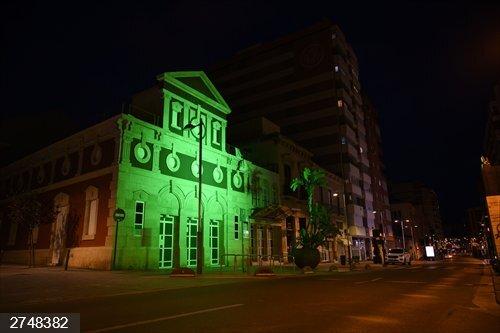 Almería.- Coronavirus.- Decretan luto en la ciudad hasta el final del confinamiento en señal de duelo por los fallecidos