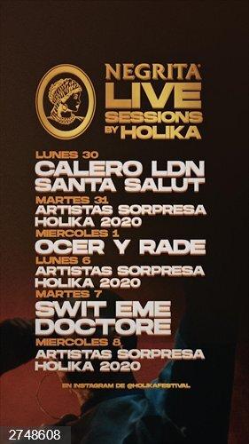 Holika Festival ameniza la cuarentena con la llegada del