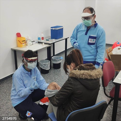 Coronavirus.- Johnson & Johnson iniciará los ensayos de una vacuna contra el coronavirus en sepiembre