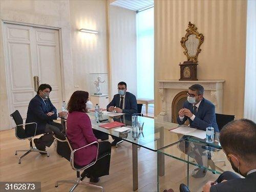Cvirus.- El alcalde de Alcobendas pide a Ayuso una estrategia regional para superar las consecuencias del Covid-19
