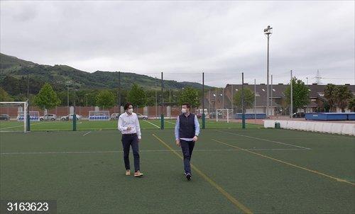 Astillero aprueba un proyecto de 230.000 euros para renovar el césped artificial del campo de fútbol de Frajanas