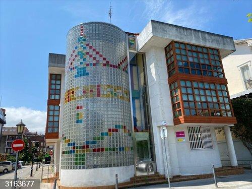 Colindres licita la rehabilitación de la fachada de la casa de la música por 72.000 euros