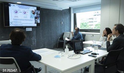 Coronavirus.- Duque aborda los avances en cuatro proyectos para desarrollar nuevos test de diagnóstico