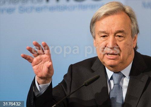 EEUU.- El secretario general de la ONU pide